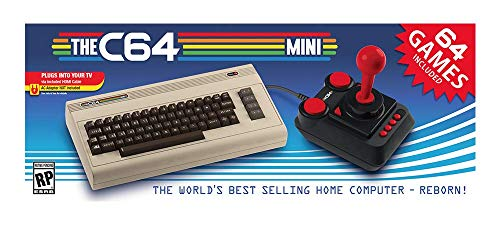retrogames The C64 Mini USA Version - Not Machine Specific