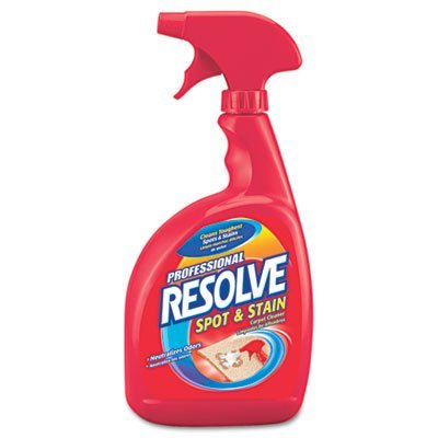 Resolve Professional Spot and Stain Ready-to-use Carpet Cleaner Trigger, 32 Ounce by Resolve