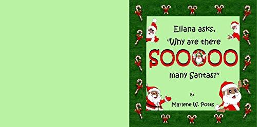 Eliana Asks, Why Are There Sooo Many Santas cover