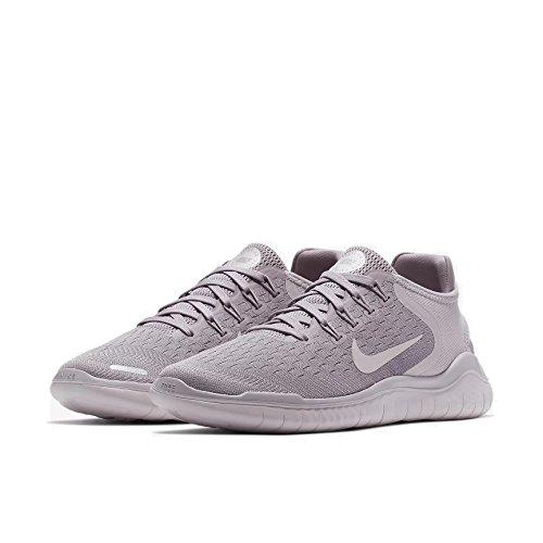 c30413f74a00 Nike Womens Free Run 2018 Running Shoes Elemental Rose Gunsmoke-Particle  Rose 942837-600 Size 7