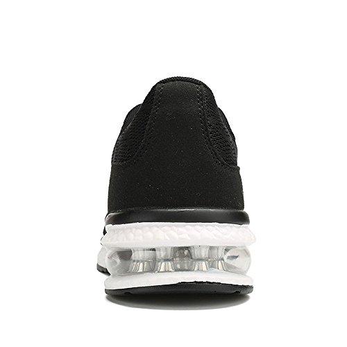 shoes traspiranti EU Color Tacco basso 45 Shufang uomo Nero Blu 2018 nuevo Dimensione Scarpe da da ginnastica dZxBHwxqY