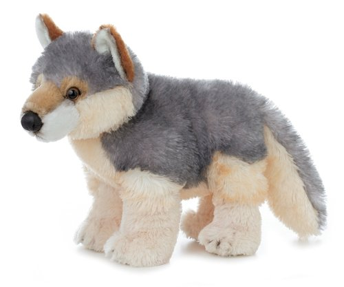 Aurora World Flopsie Plush Wily Wolf, 12""