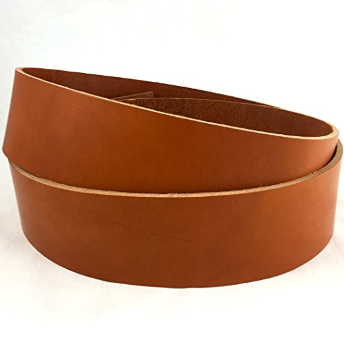 Springfield Leather Company's English Tan Bridle Strip, 3