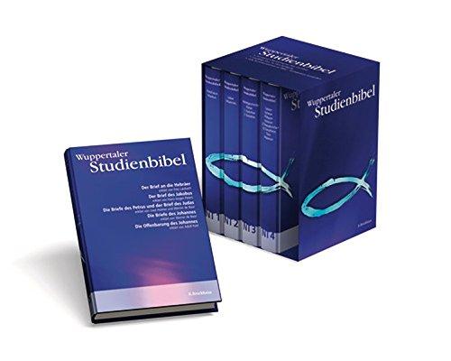Wuppertaler Studienbibel Neues Testament. Gesamtausgabe 2008: 1-5 (5 Bände im Schuber)