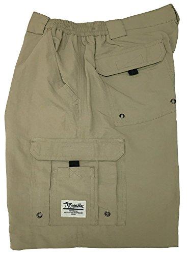 - Bimini Bay Outfitters Boca Grande Short, Khaki, 38