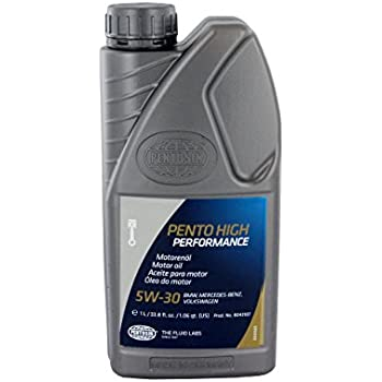 Pentosin 8043107 Pento High Performance 5W-30 Synthetic Motor Oil - 1 Liter