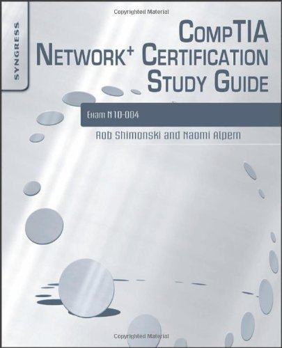 Network+ Study Guide & Practice Exams (2nd, 09) by Shimonski, Robert - Alpern, Naomi - Cross, Michael - Fritz, Dus [Paperback (2009)]