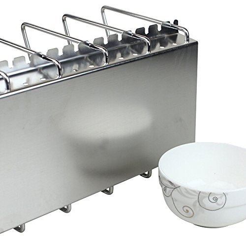 Kes Stainless Steel Dish Rack Kitchen Pot Pan Lid Cutting