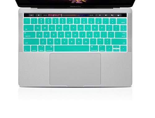 Soft Silicone Keyboard Covers for Newest Version MacBook wit