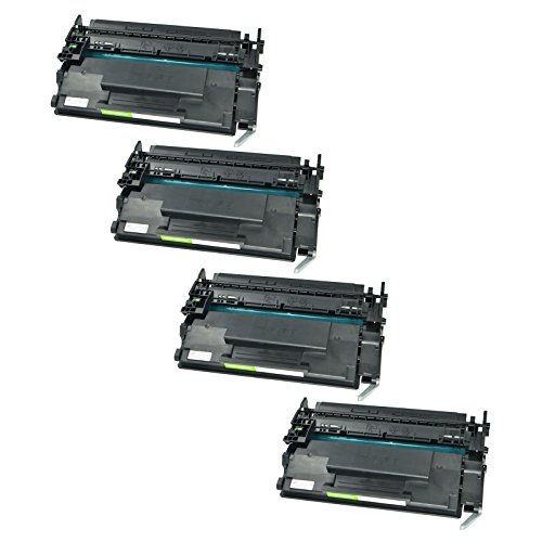 - Nineleaf 4 Packs Replaces 26A CF226A Black Toner Cartridge 3,100 Pages Yield For HP LaserJet Pro M402dn M402n M402d M402dw LaserJet Pro MFP M426dw M426fdw M426fdn M402 M426 Series Printer