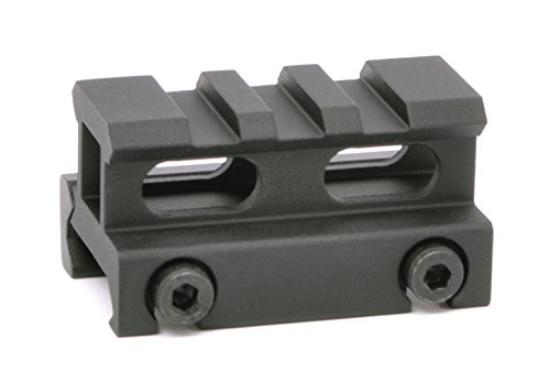 Mount Riser Block (Hammers Red Dot Sight Scope 0.75