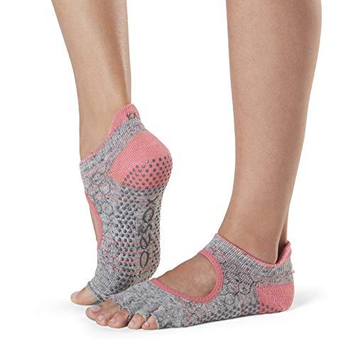 Werden Socken Können Verwendet Toesox Skid Tanzsocken Toe 1 Grip Maniac Pilates Bellarina Barre Fitness Und Socken Für Slip Yoga Half Paar BUw6rUnWx