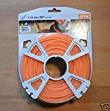 Stihl Trimmer Line .095'' (280') Orange 1 Lb Roll 0000-930-2340