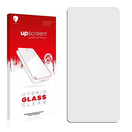 upscreen Screen Protector Film compatible with Xiaomi Poco F2 Pro – 9H Glass Protection, Extreme Scratch Resistant