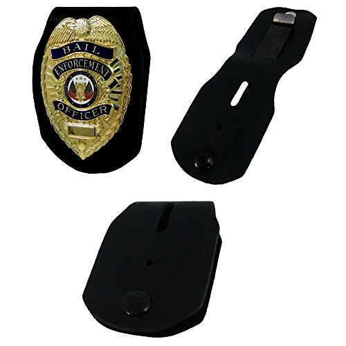 Federal Agent Costume (Badge Belt Clip)