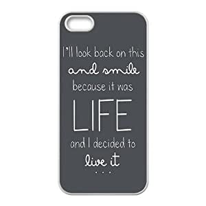 iPhone 4 4s Cell Phone Case White Ed Sheeran Quotes oyne