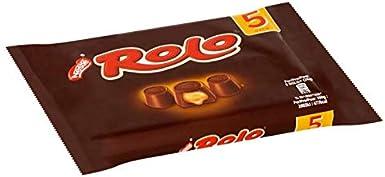 Chocolate Pastille | Nestlé | Rolo 5-pack 5 x 42g | Peso total 210 gramos: Amazon.es: Alimentación y bebidas