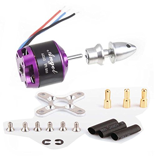 Hobbypower SUNNYSKY Angel A2212-15 800KV Brushless Motor for Multirotor Quardcopter X DIY