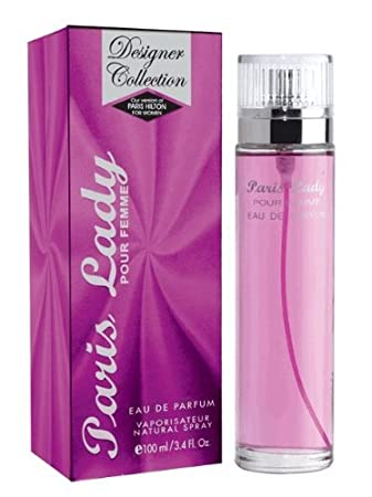 Paris Lady Version of Paris Hilton for Woman Eau De Parfum 3.4 New