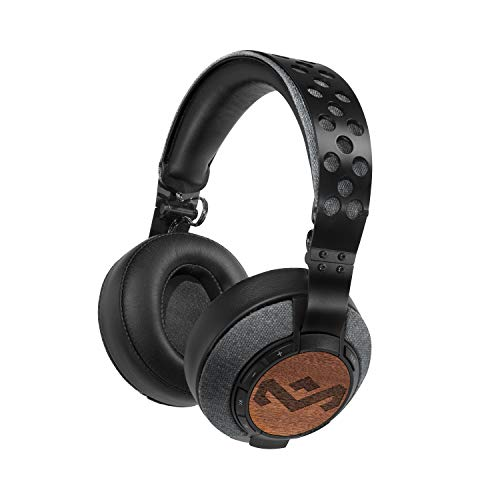 House of Marley Liberate XLBT Wireless, Bluetooth, Over Ear Foldable Headphones