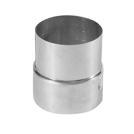 Kamino – Flam – Adaptador de reducción para tubo de chimenea (120/130 mm
