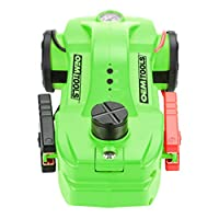 OEMTOOLS 24468 All-In-One Emergency Tool, Tire Inflator, Battery Jump Starter, Hydraulic Jack, with Built in 3 Mode LED Flashlight