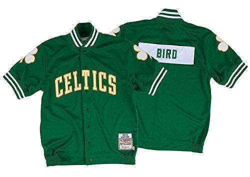 Larry Bird 1983-84 Mitchell & Ness Authentic Shooting Shirt Boston Celtics (40/M)
