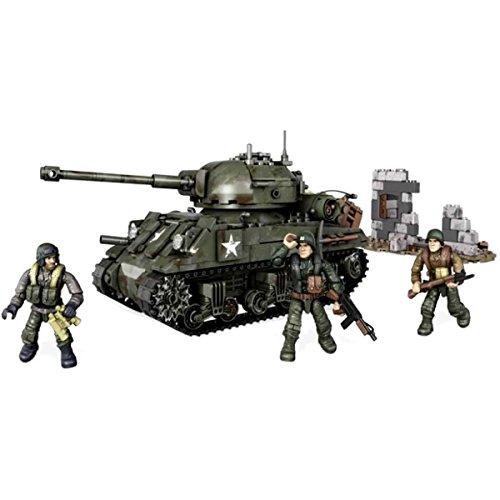 Mega Bloks Call Of Duty Legends  Battle Tank By Mega Brands