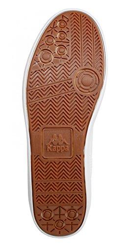 Zapatillas deporte de Hombre KAPPA 303J6K0 DIRKA 903 WHITE-DK GREEN