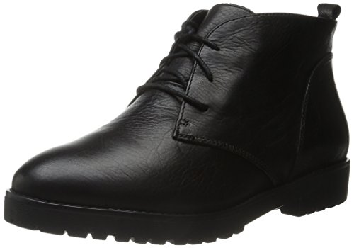 Lauren By Ralph Lauren Womens Malva Boot Black Veg Ruzzolato Pull Up