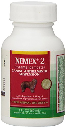 Nemex-2 Wormer 2oz. Premium Pack
