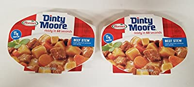Dinty Moore Beef Stew Microwaveable Bowls, 9 Ounce each. (2 Pack)