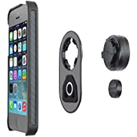 Rokform Universal Phone Mount Adapter Kit with RokLock twist lock and magnetic car mount (Black)