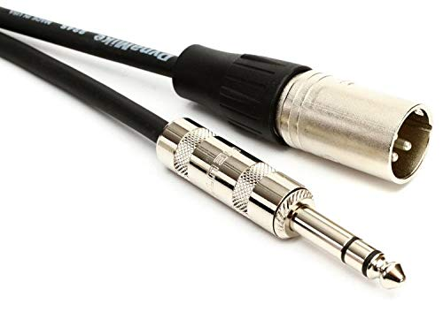 Pro Co BPBQXM-10 Excellines Balanced Patch Cable - 10'
