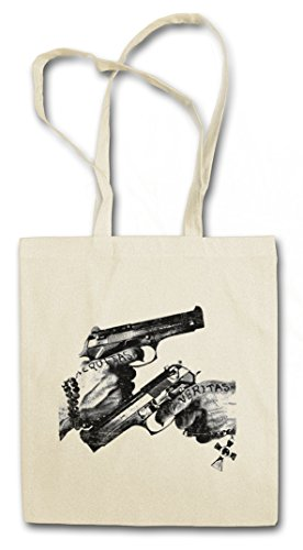 VERITAS AEQUITAS HIPSTER BAG – tatuaggio Boondock Tattoo Saints Tattoo Art Show Convention Mafia Mob