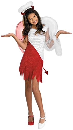 Heavenly Devil Child Costume - Pre-Teen