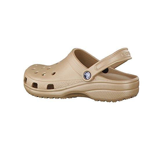 Crocs Classic (Gold) Schuhgröße 41/42 EU (M8/M10)