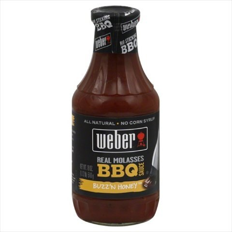 Weber Sauce Bbq Honey Pack