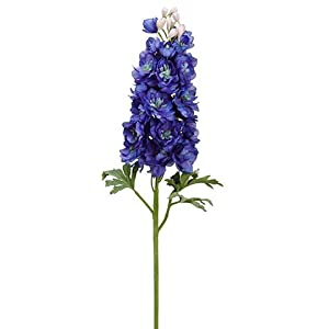 "27"" Delphinium Spray Blue (pack of 12) 47"