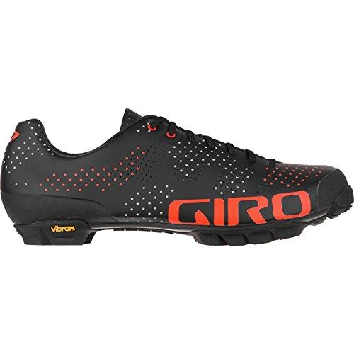 Giro Imperium Vr90 Begränsad Upplaga Cykling Sko - Mens Black Vermillion / Polka Camo, 47,0