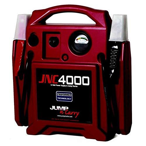 1100 Peak Amp 12V Jump Starter ()