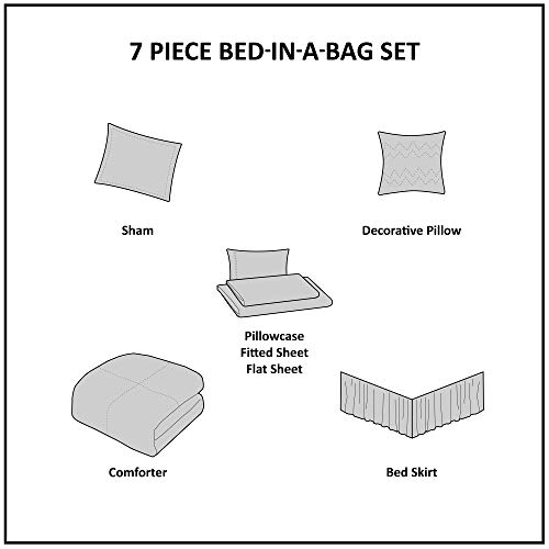 Madison Park Amherst 7 Piece Comforter Comforter Sets