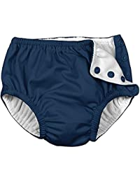 Snap Reusable Swimsuit Diaper