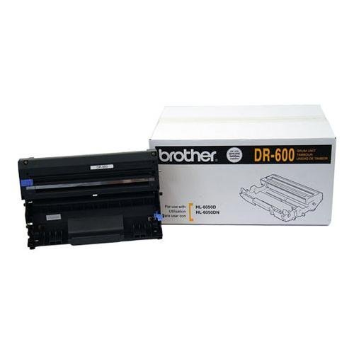Brother DR-600 Drum Cartridge - Black by -