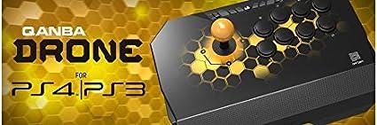 Qanba - Drone Arcade Joystick Fightstick PC PS3 PS4: Amazon.es ...
