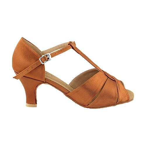 50 Shades Of Tan Dance Shoes:Comfort Evening Dress Wedding Pumps, Ballroom Shoes For Latin, Tango, Salsa, Swing, Theather Art by 50 Shades (2.5