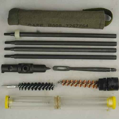 GRG M1 M-1 M1D Garand Cleaning Kit with M10 Combo Multi Tool, Oiler and Chamber Brush (Cleaning Kit 1)