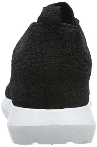 Top Herren NM Black Nike Low Black White Schwarz Flyknit Roshe wBFXXSqa