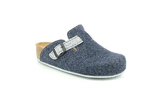 cenere Chaussures Plage Lira et Grunland Femme Blu Piscine de Z76qW8