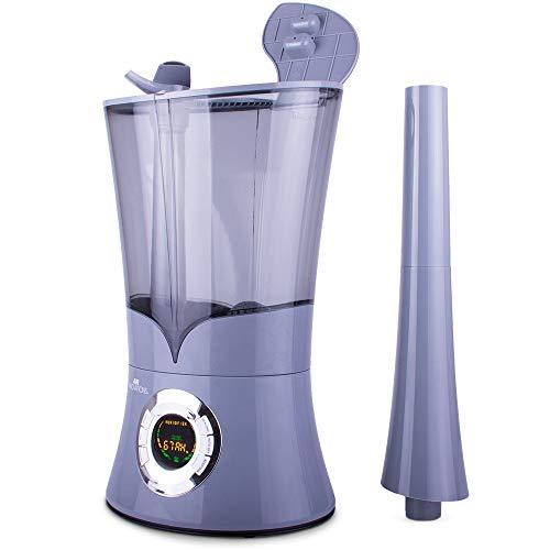 auto humidifier digital - 8